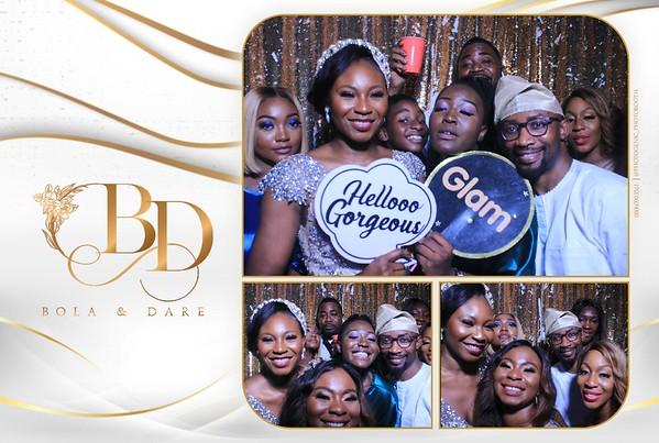 Bola & Dare's Wedding