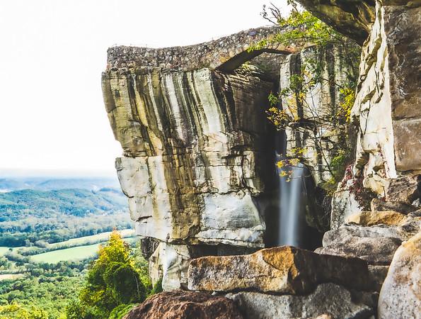 Rock City in Lookout Mountain Georgia