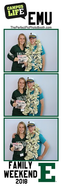 EMU Family Weekend