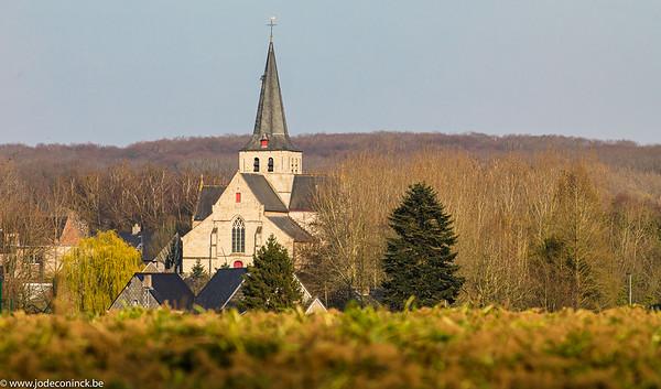 2003 Rond de kerktoren