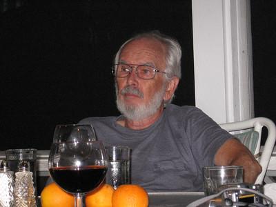 Howard McDonald's 80th birthday celebration, July 2006