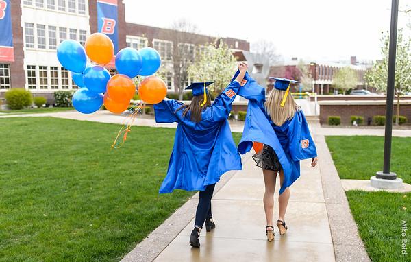 Elaina's Boise State University Graduation. Boise Photographer.