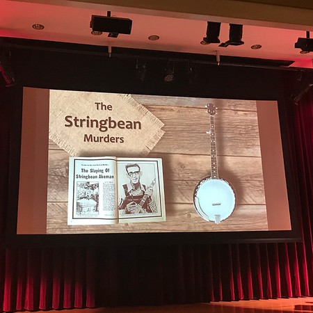 11-08-18 | The Stringbean Murders