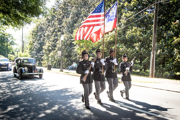 Fayette County's Bicentennial Parade