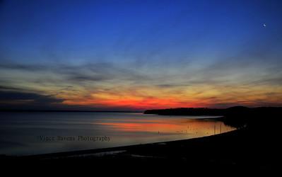 Sun Rise at Grenada Lake