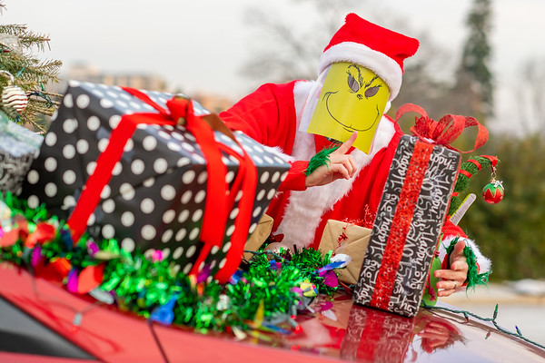 Keswick Holiday Giving Drive Thru 12-21-20