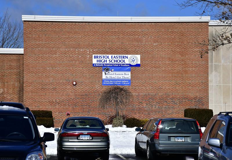2/13/2019 Mike Orazzi   Staff A student made a threat toward Bristol Eastern High School.