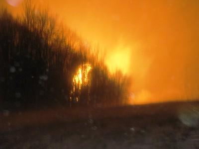 WRIGHT TOWNSHIP PIPELINE FIRE 2-18-2008 PICTURES and VIDEO BY ADAM BURKE