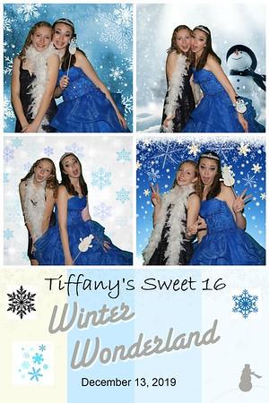 Tiffany Sweet 16