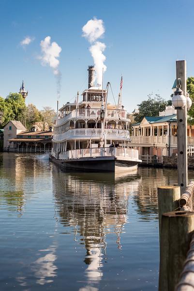 Liberty Belle Riverboat - Magic Kingdom Walt Disney World