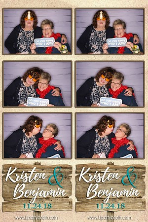 Kristen & Benjamin