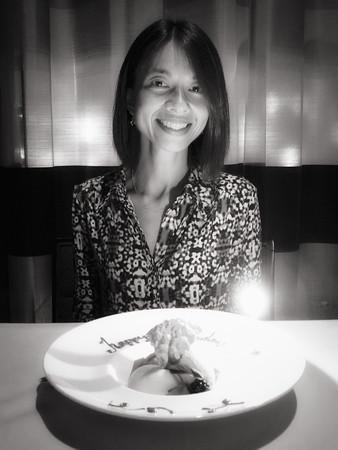 Shalimar's 37th Birthday at Ame Restaurant