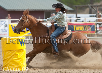 Barrel Racing_ Sunday Perf.