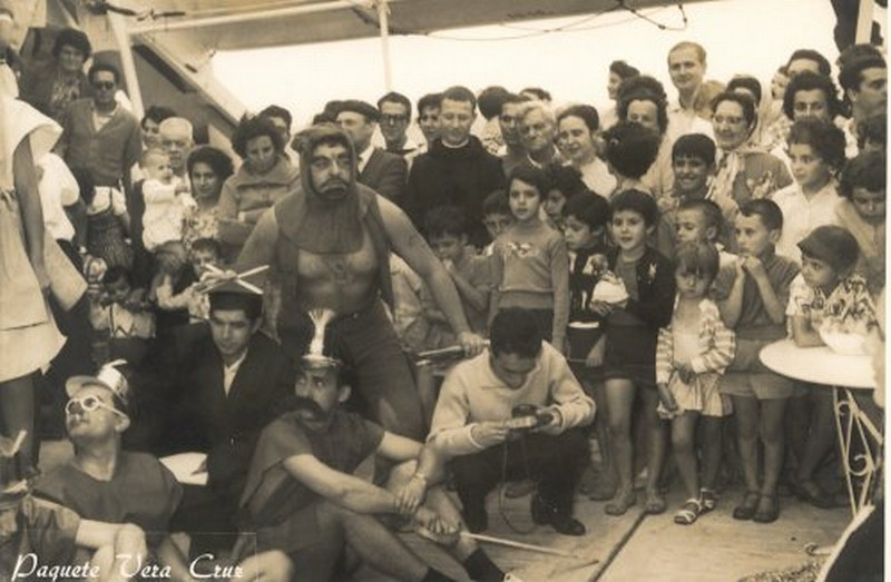 Vera Cruz- 1960?