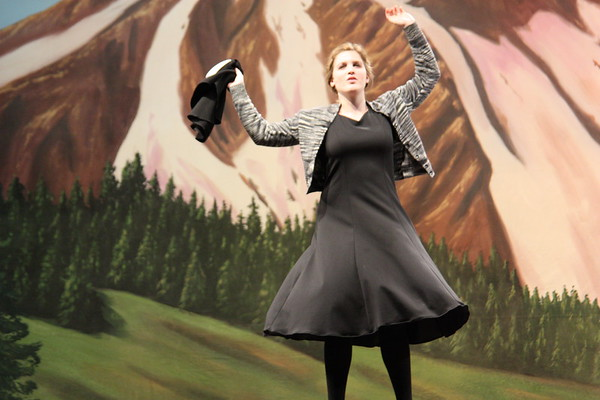 Sound of Music Dress Rehearsals