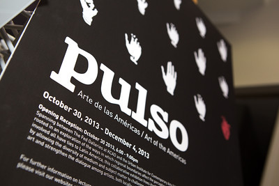 Gallery Exhibition: Pulso - Art of the Americas.