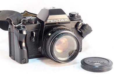 Pentax LX, 1980