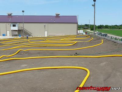 Pre-Race Track Photos
