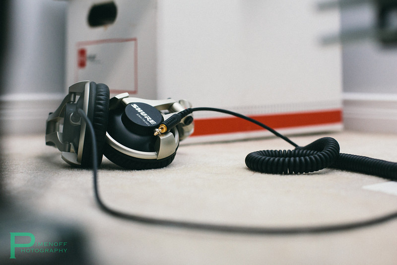 Day 1 - Headphones
