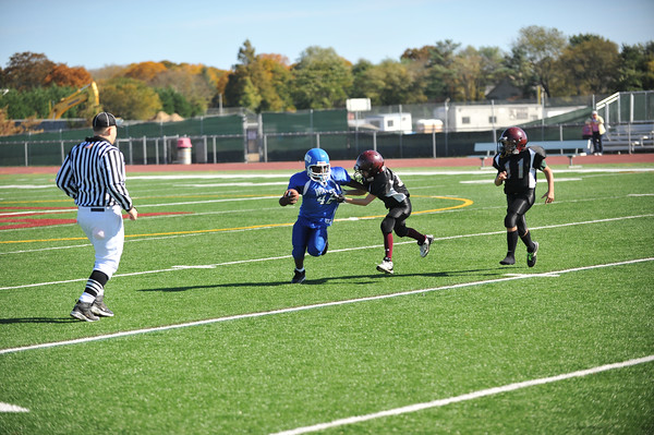 Easthampton  Bonac vs. Riverhead Waves 10 Year Old 10/25/09