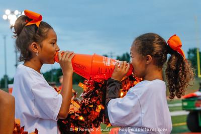 Varsity Cheer South County 9/16/16