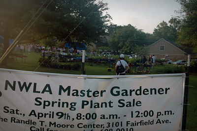 2011 Plant Sale--Gary Northen, Chair