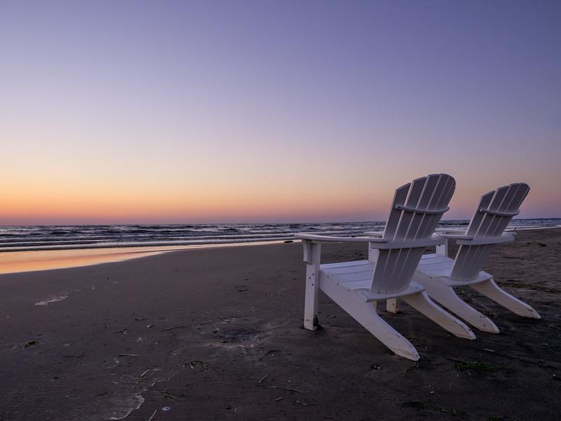 Erie Sunrise