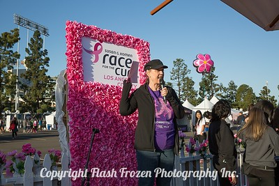Komen Race for the Cure Los Angeles 2015