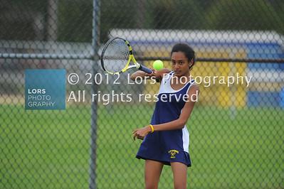 2011-10-12 Toms River North Girls V Tennis