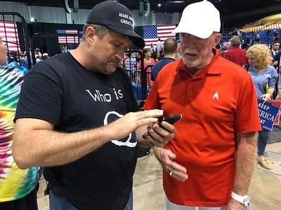 Trump Tampa Rally