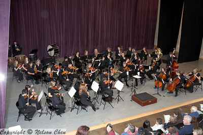 2008-11-09 BYS Fall Concert - Symphony Orchestra