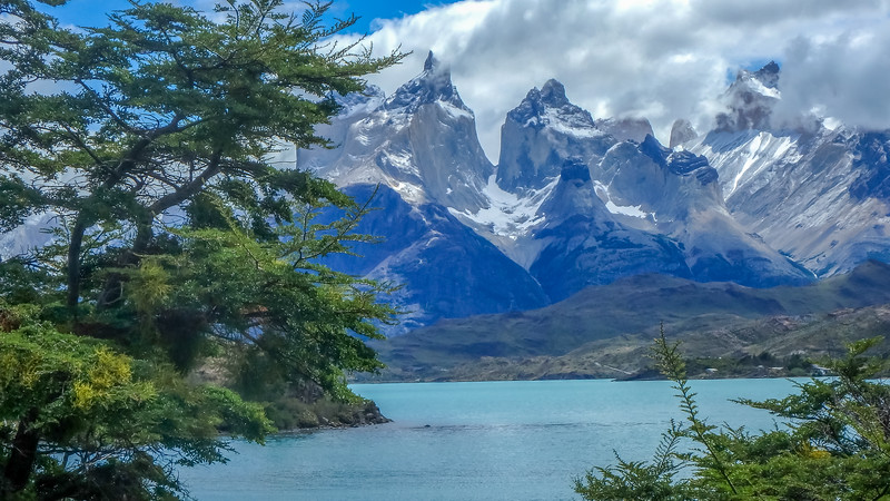 Torres del Paine National Park, Patagonia, Chile - January, 2019