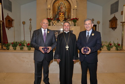 Pontifical Medal Ceremony in Houston, TX (May 2, 2021)