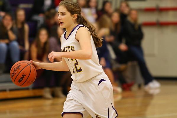 Basketball gjv. Lawton - KCHS - 12/2/16