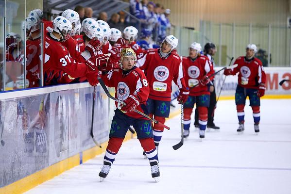 Lørenskog Ishockey - Sparta Warriors (25.9.14)