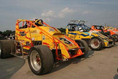Spartan Speedway, Mason, MI, August 20, 2010