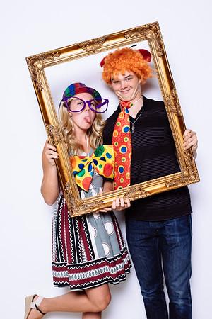 Emily & Jon, the photobooth