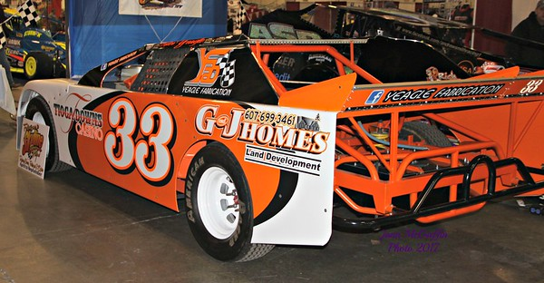 30th annual Motorsports Expo Exposition and Trade Show N.Y.S Fairgrounds-3/11/17-Jann McGaffin