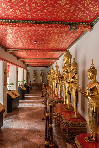Phra Rabieng, the Outer Cloister