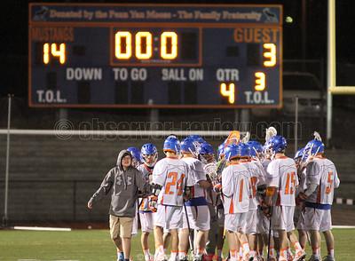 Penn Yan Lacrosse 4-3-15