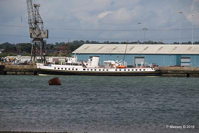 mv BALMORAL Southampton