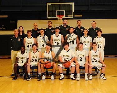 (B)Basketball T&I 2016-17