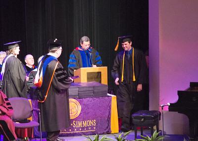 Stephen's College Graduation 2014