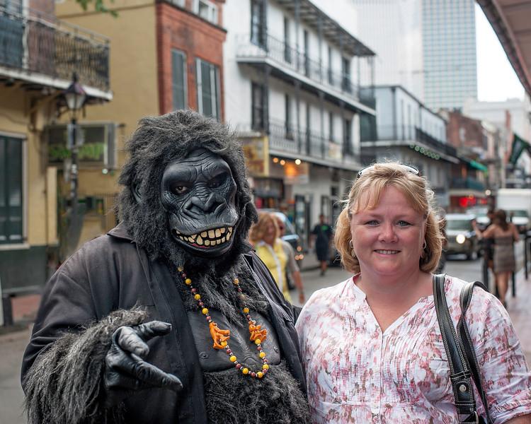Bourbon Street New Orleans La.