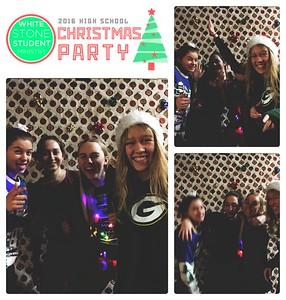 HSM Christmas Party (dec 2016)