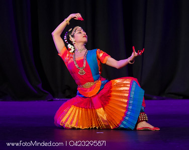 Priya Murali Bharathanatya Arangetram