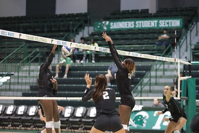 Tulane Volleyball 2019