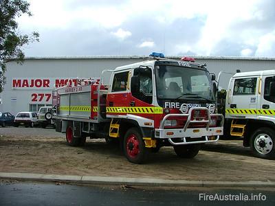 Fire & Rescue WA - Harvey
