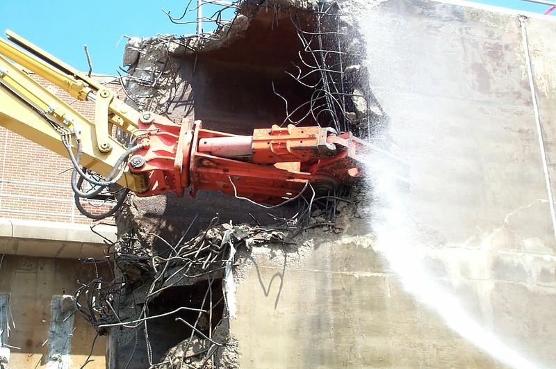 NPK M38G concrete pulverizer on Cat excavator-commercial demolition (2).jpg