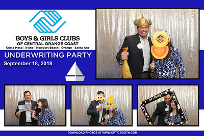 Boys and Girls Club Fundraiser 2018